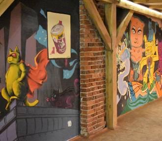 Grupa Murki ozdobiła ściany Miejsca X w Opolu [ZDJĘCIA]