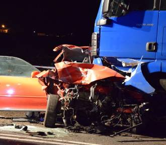 Ofiary wypadku koło Jęcznik to mieszkańcy Wierzchowa