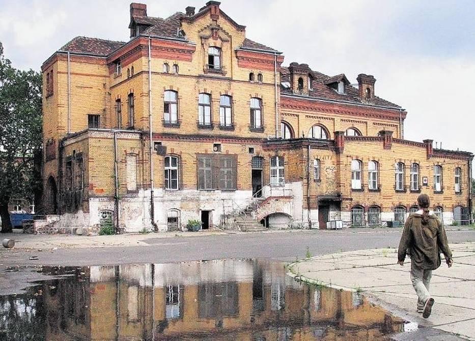 Stara Rzeźnia to miejsce bardzo chętnie obfotografywane przez zagranicznych turystów