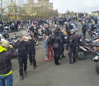 Wielki zlot motocyklowy w Licheniu mimo pandemii