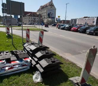 Remont Podwala Przedmiejskiego. Ruch tramwajowy wstrzymany aż do 2.05