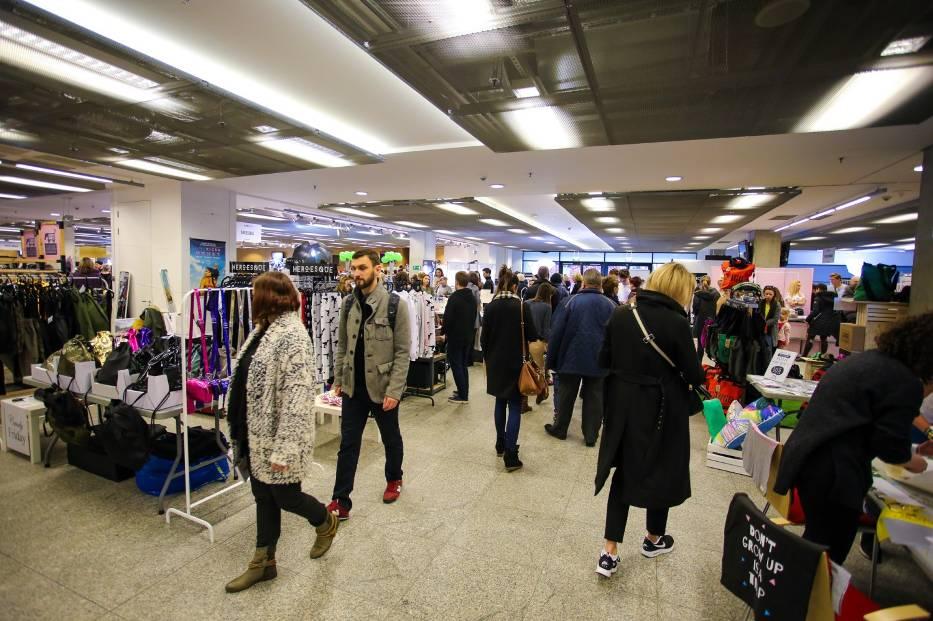 Targi Slow Fashion #8 Wiosna. Największa wystawa polskich projektantów na Narodowym [ZDJĘCIA]