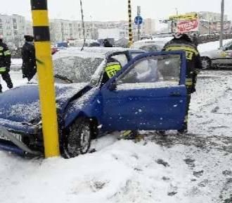 Tczew: wypadek na feralnym skrzyżowaniu na Suchostrzygach [ZDJĘCIE]