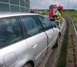 Wypadek za wypadkiem na drogach województwa
