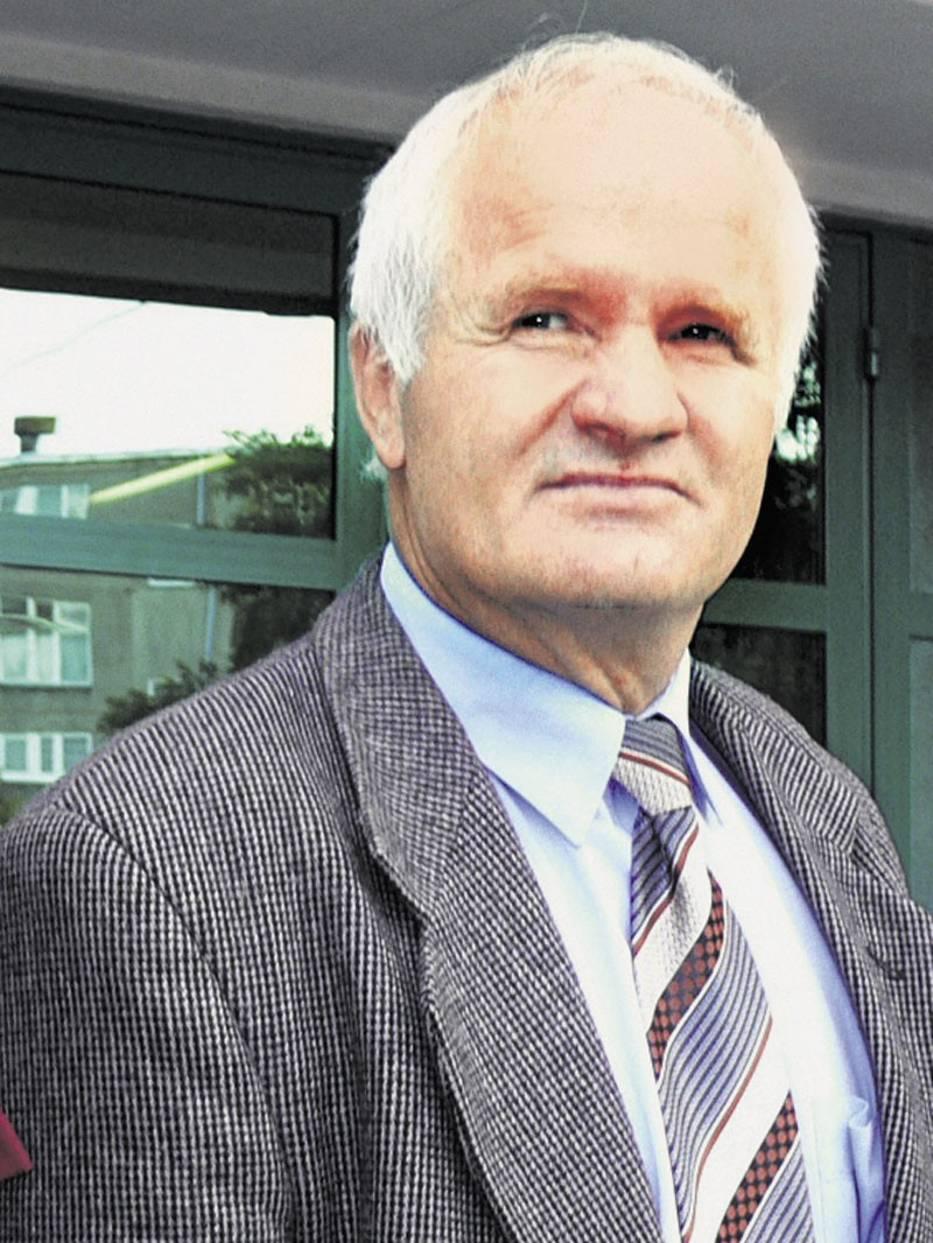 Tadeusz Klimczak nie zamierza zrezygnować ze swych racji