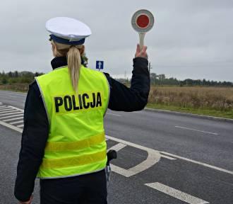 Policjanci kontrolowali prędkość i trzeźwość kierowców