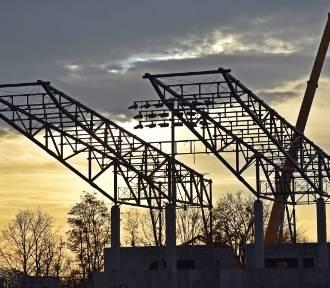 Budowa stadionu w Szczecinie. Kolejne wieści z budowy!