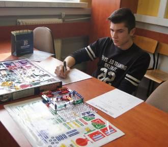 Finał konkursów w ZSEE w Radomsku