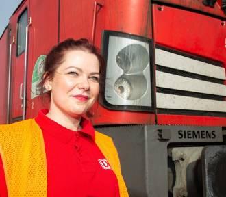 Kobieta za sterami lokomotywy, czyli tak spełniają się marzenia