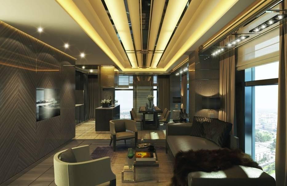 Warszawski apartamentowiec Złota 44 oferuje klientom aż 15 różnych stylizacji wnętrz do wyboru