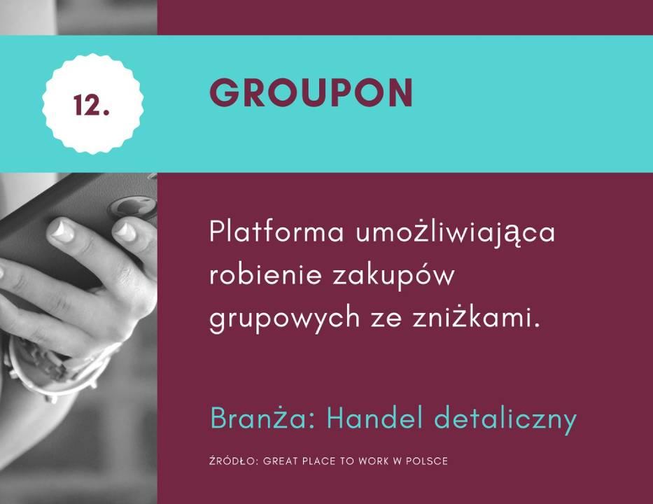 W rankingu Najlepsze Miejsca Pracy Polska 2018 instytutu Great Place to Work® znalazło się wiele korporacji o międzynarodowym zasięgu