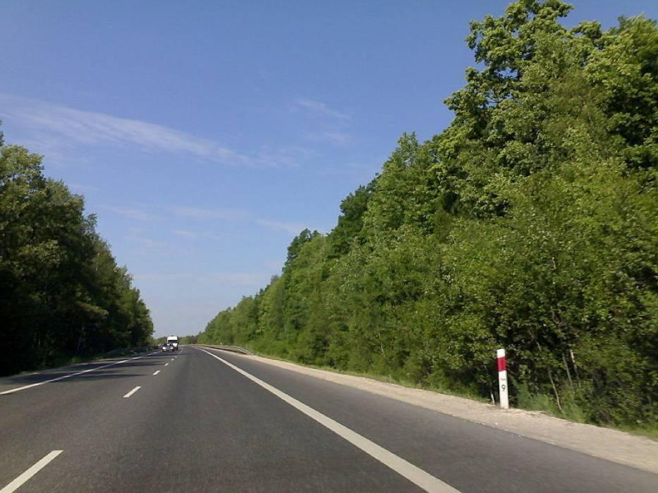Na Mazowszu najgroźniej jest pomiędzy Warszawą a Mińskiem, jak i przy wyjeździe z Mińska w stronę Kałuszyna