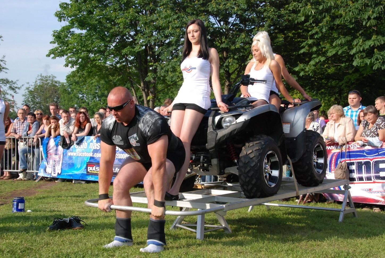 Super Puchar Polski Energy 2000 Strongman [15 VI 2012]