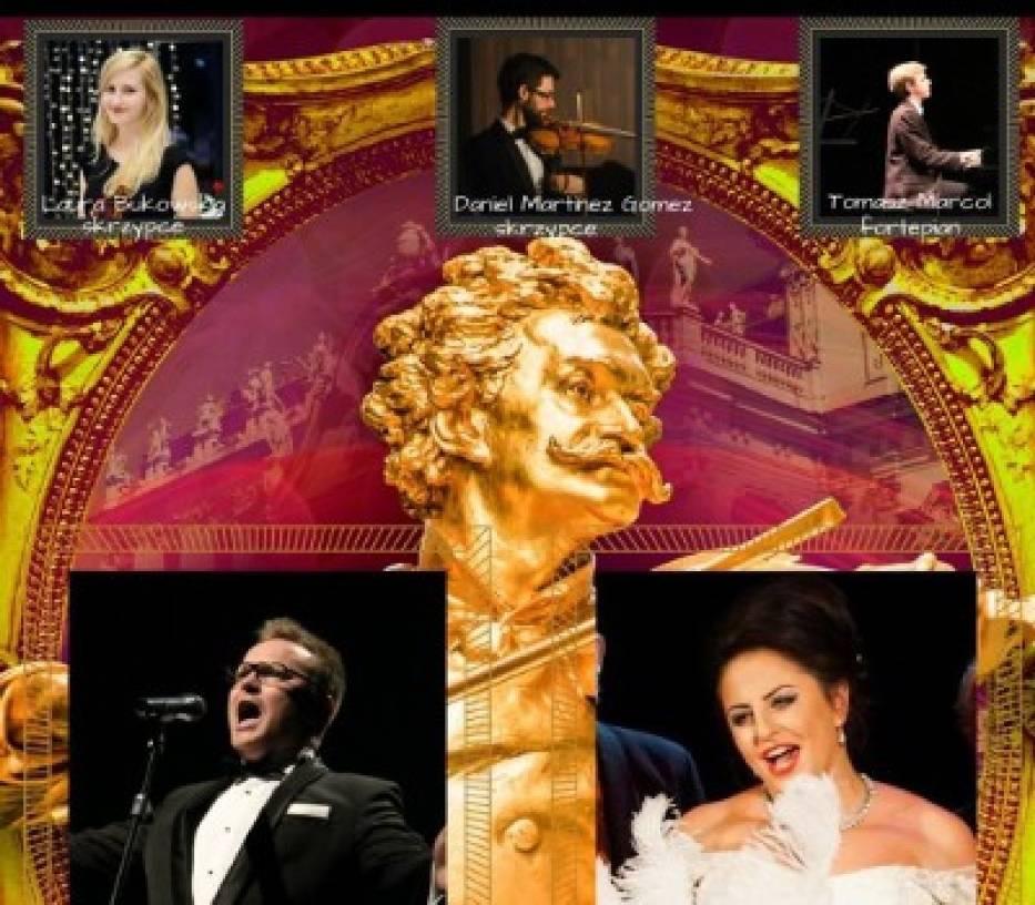 """Koncert w Łaziskach Górnych: """"Strauss Gala"""" już w tę sobotę"""