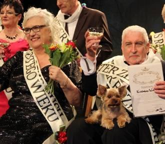 Wybory Miss i Mistera Złotego Wieku w Tczewie. Seniorzy podbili serca publiczności [WIDEO, ZDJĘCIA]