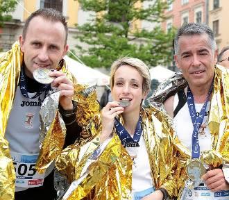 15. PZU Cracovia Maraton [ZDJĘCIA Z METY]