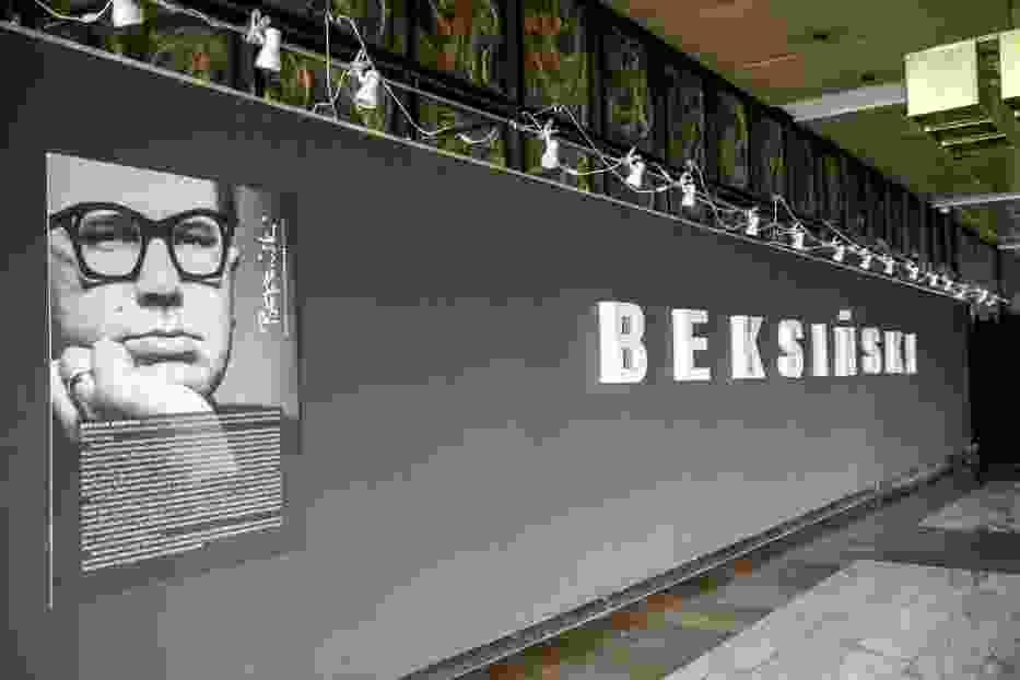 Wystawa Beksiński Nienany