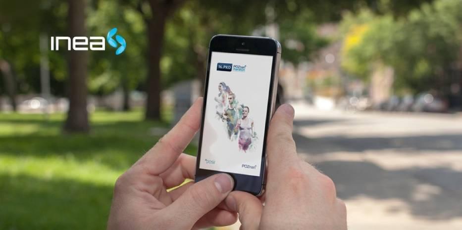 16. PKO Poznań Maraton: Aplikacja mobilna pomoże biegaczom