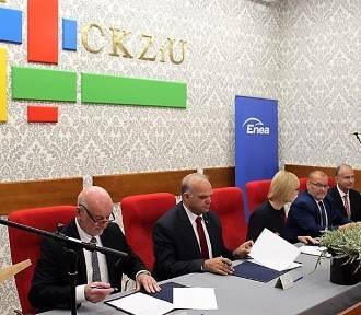 Umowa patronacka pomiędzy CKZiU a Enea S.A. w Poznaniu podpisana