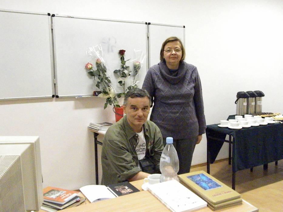 Anna Bołt i Piotr Cielesz