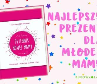 Wygraj książkę na DZIEŃ MAMY! Dziennik nowej mamy od Wydawnictwa Bukowy Las!