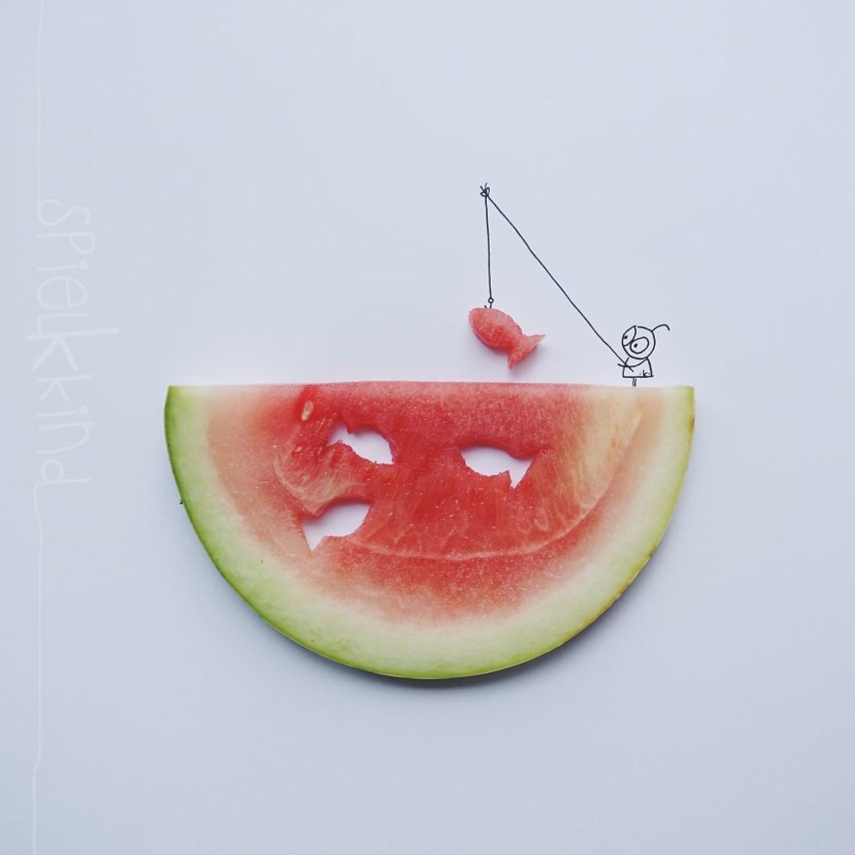 To nie są zwyczajne owoce. Niemka opowiada nimi historie [ZDJĘCIA]