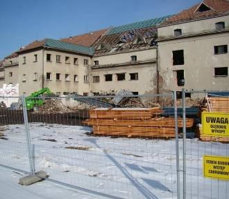 Rozrasta się kampus uczelni w Oświęcimiu