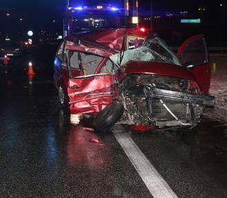 Śmiertelny wypadek w Nowym Ciechocinku [zdjęcia]