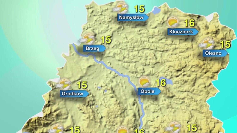 Pogoda na jutro - Opole i Opolskie