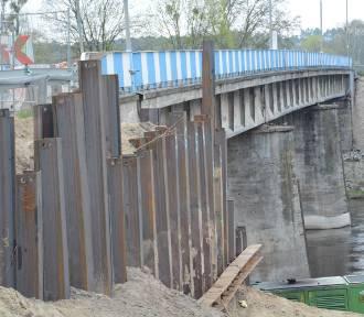 Most w Międzychodzie - budowa wstrzymana