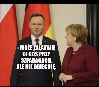 Rosnące zarobki Polaków irytują Niemców MEMY