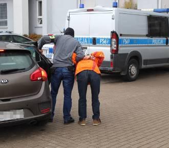 Policja zatrzymała podejrzanego o wykorzystanie seksualne małoletniej [Aktualizacja, FOTO