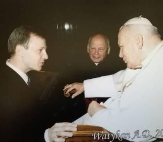 Spotkania mieszkańców z Papieżem Janem Pawłem II