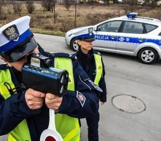 """Kwidzyńscy policjanci podsumowali akcję """"Prędkość"""""""