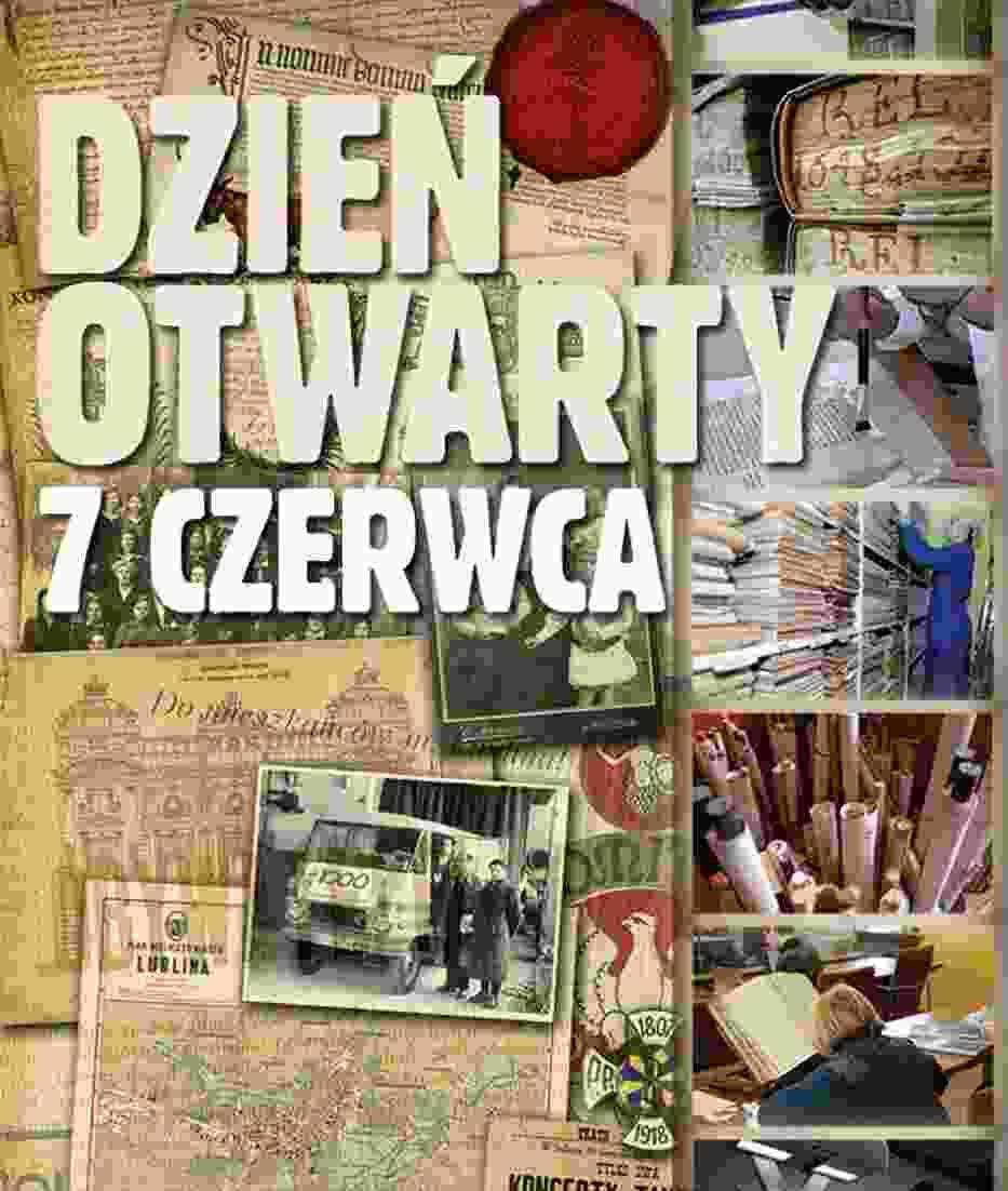 Lublin: Dzień Otwarty Archiwum Państwowego