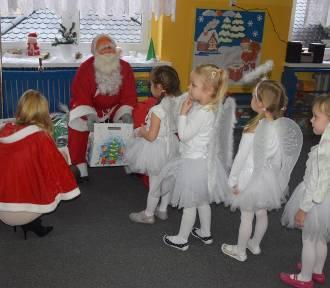 Świąteczne przedstawienie maluchów z przedszkola nr 3 w Kościanie FOTO