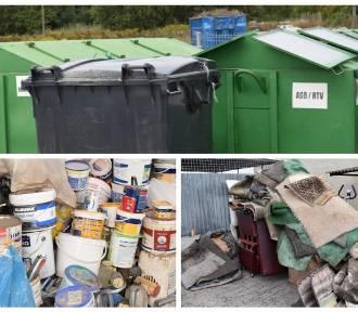 Tutaj oddasz odpady problemowe, za darmo