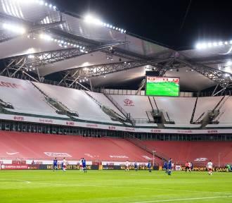 Polska - Andora 3:0. Mecz na Łazienkowskiej przy pustych trybunach