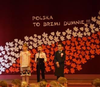 Obchody 100-lecie odzyskania niepodległości w Szkole Podstawowej nr 2 w Świebodzinie [ZDJĘCIA]