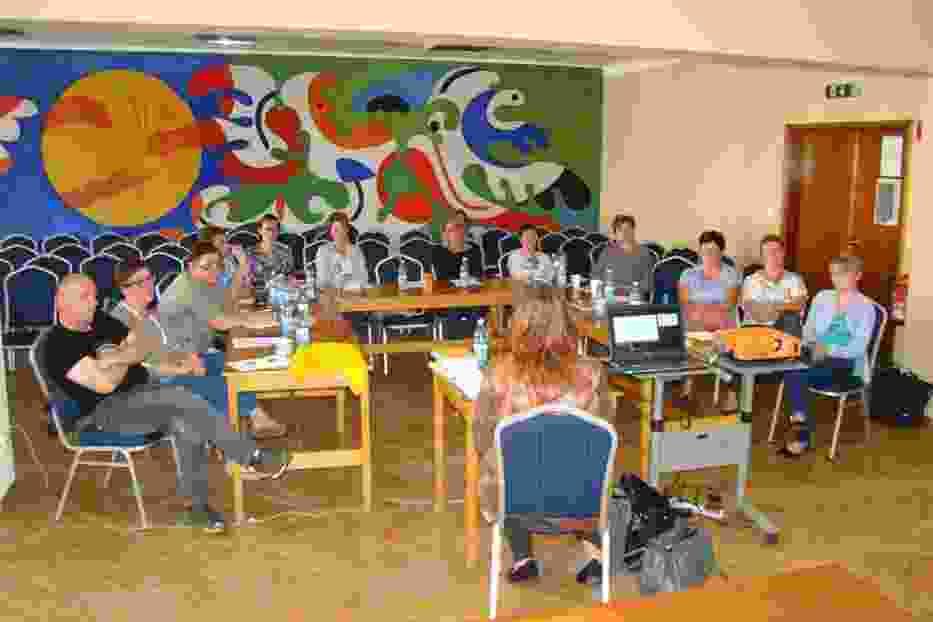 Więź i przywiązanie - szkolenie dla dorosłych w Bibliotece Publicznej w Krotoszynie