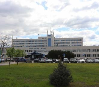 Sprzęt dla szpitala od samorządów powiatu inowrocławskiego