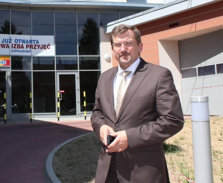 Kandydat na nowego dyrektora SP ZOZ w Lublińcu wyłoniony
