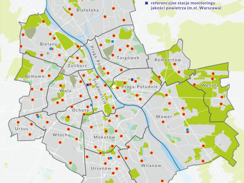 Mapa UM