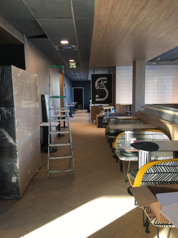 Kończy się remont restauracji McDonald's w Grudziądzu [zdjęcia]