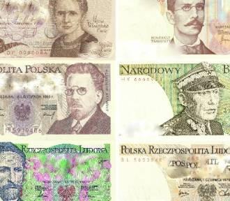Sprawdź, czy rozpoznasz banknoty sprzed lat [QUIZ]