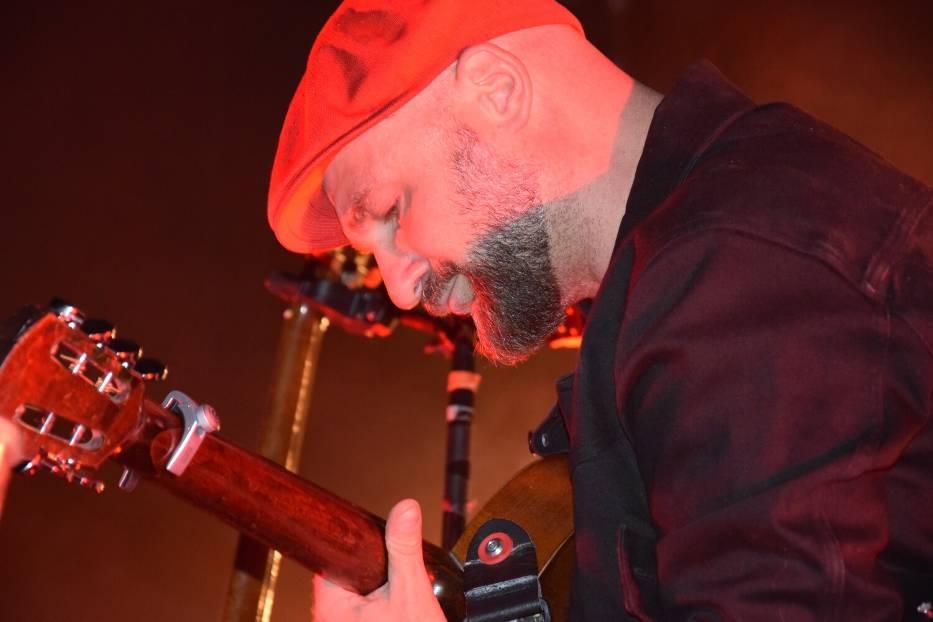Śpiewanie pod Orłem. Skubas koncertował w Sokolcu (gmina Nowa Ruda)
