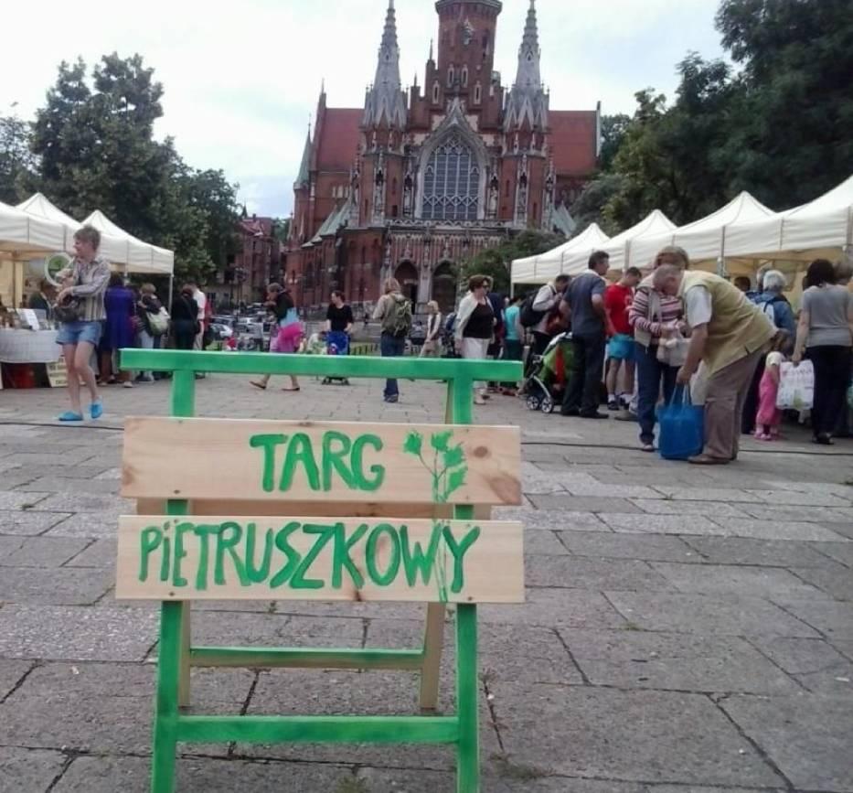 Targi Pietruszkowe - lato 2013
