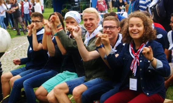 Gnieźnieńskie obchody Światowych Dni Młodzieży [zdjęcia]