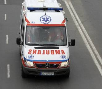 Rzezawa. Potrącił siedmioro rowerzystów oraz pieszych i próbował uciec