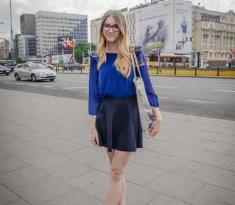 Street fashion w Warszawie, cz. 6. Zwiewne stylizacje na lato [ZDJĘCIA]
